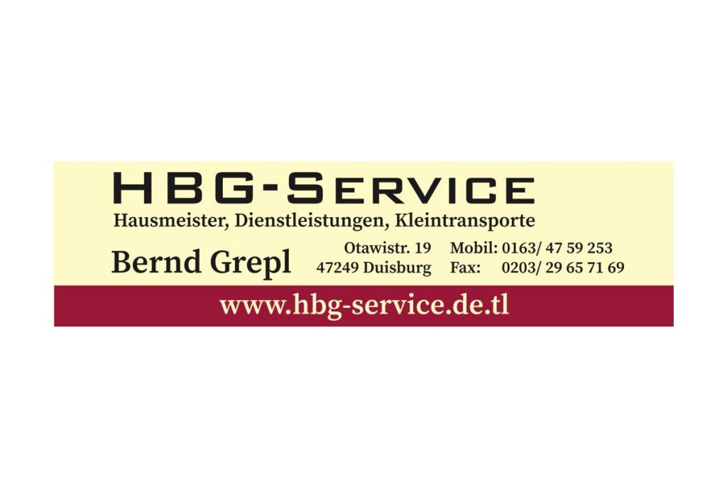 Bernd Grepl Hausmeisterdienste